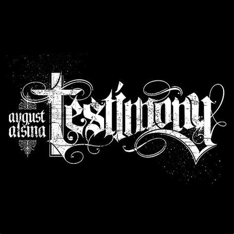 testimony album download zip