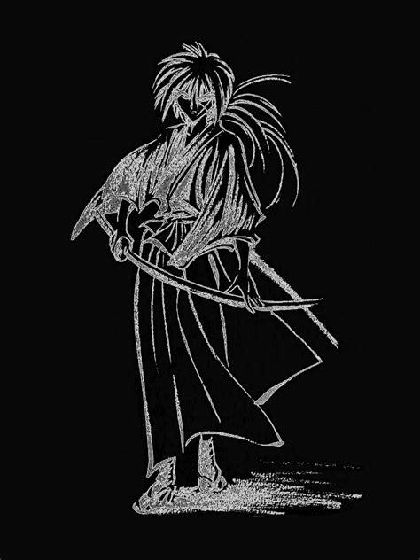 Himura Kenshin Rurouni Kenshin Minecraft Skin — Distinctions-players ga
